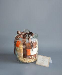Granny‰Ûªs Biscuit Jar gift hamper