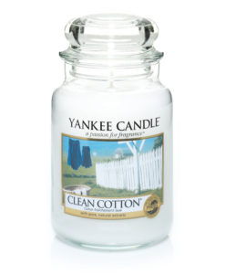 JAR SML CLEAN  COTTON