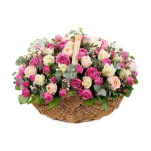 Flower Basket Collection