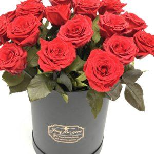 Luxury Flower hat box